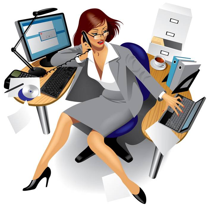 busy-woman